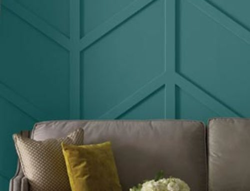 DIY Wall Effects with Beauti-Tone Paint